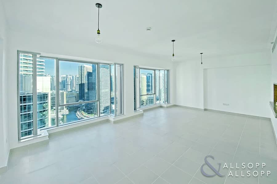 1 View Today | High Floor | Vacant Two Bed