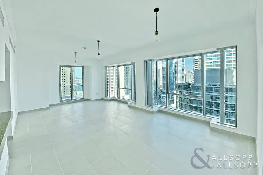 2 View Today | High Floor | Vacant Two Bed