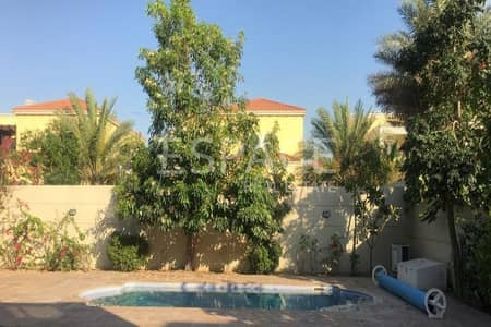 فیلا 4 غرفة نوم للبيع في جميرا بارك، دبي - Private Pool   Good Location   Well Kept