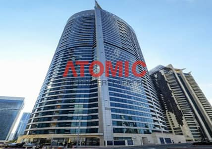 Studio for Rent in Jumeirah Lake Towers (JLT), Dubai - studio for rent in x cluster | high floor | next metro station