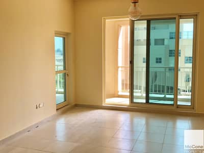 فلیٹ 1 غرفة نوم للايجار في ذا فيوز، دبي - Large Balcony | One Bedroom | Available