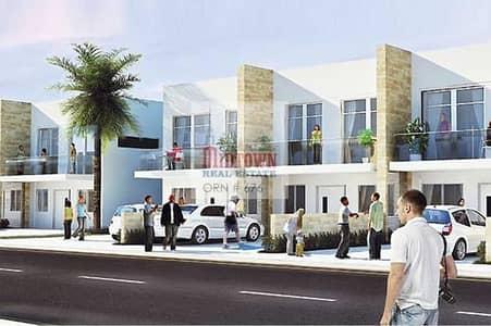 3 Bedroom Villa for Sale in International City, Dubai - single row  warsan villa for sale