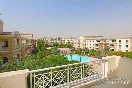 2 Bedroom Apartment for Rent in Green Community, Dubai - 2 Bed + Store | Corner Unit | Pool Views
