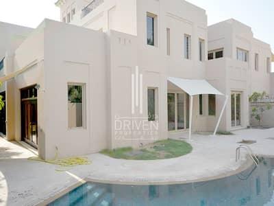 فیلا 6 غرف نوم للايجار في البراري، دبي - Best Location | Type C |On Main Location