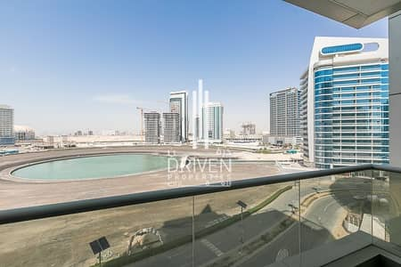 1 Bedroom Apartment for Rent in Dubai Sports City, Dubai - Facing Canal | Fully Furnished 1 Bedroom