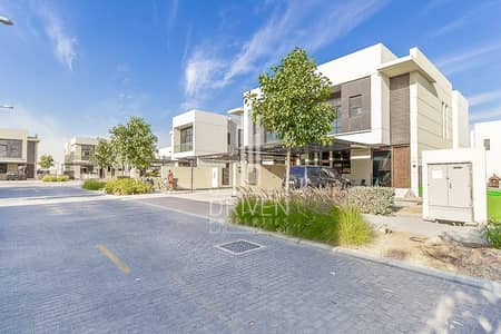 3 Bedroom Townhouse for Sale in DAMAC Hills (Akoya by DAMAC), Dubai - Modern Designed and Large 3 BR Townhouse