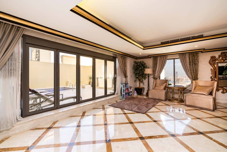 Exceptional Upgraded Penthouse|Best Price