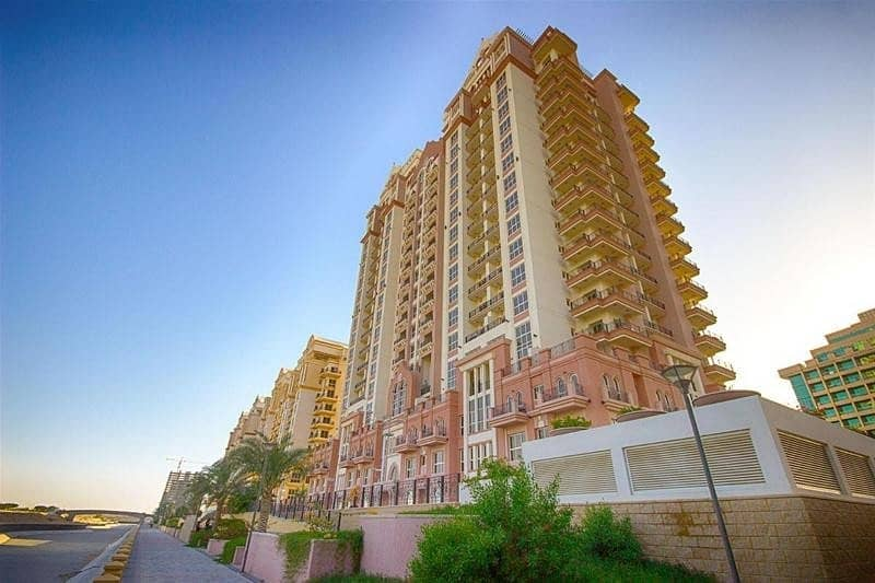 2 Beautiful 2BR Canal residence Sport city