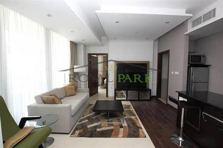 شقة 1 غرفة نوم للبيع في مدينة دبي الرياضية، دبي - Luxury Furnished 1BR Apartment in THE MATRIX