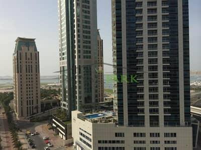 شقة 1 غرفة نوم للبيع في دبي مارينا، دبي - FOR SALE 1BR In Skyview Tower Dubai Marina