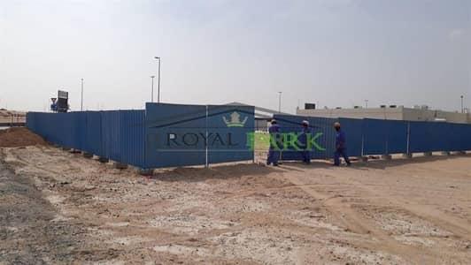 ارض تجارية  للايجار في الخوانیج، دبي - Attractive Rent Long Term Commercial plot a Minute away from Emirates Road Al Kh