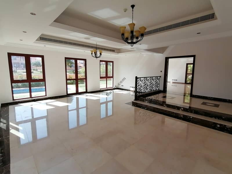 Large Lake facing 4 Bed villa with pool for sale