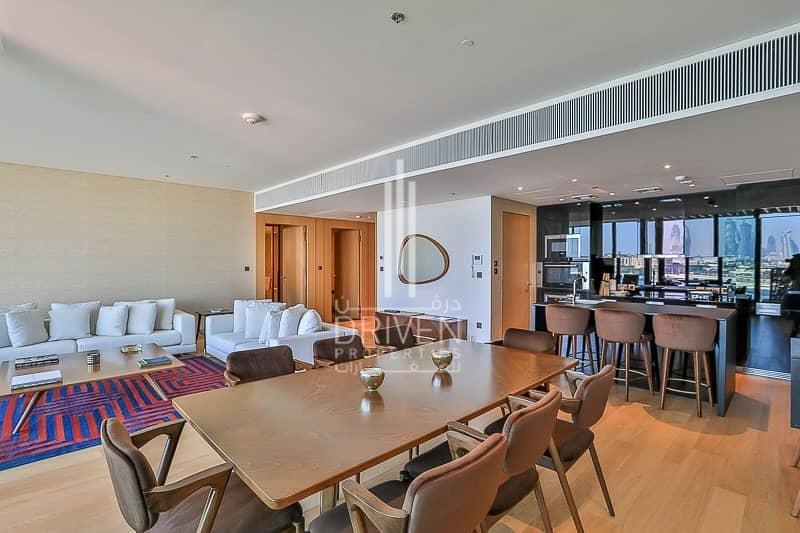 2 Fully Furnished Luxury Italian Furniture