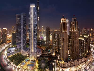 4 Bedroom Flat for Sale in Downtown Dubai, Dubai - Downtown Luxury unit I 4 Bedroom with Burj Khalifa View