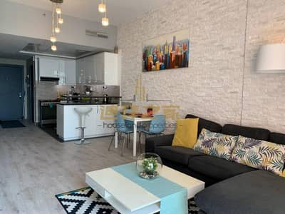 3 Bedroom Flat for Sale in Dubai Silicon Oasis, Dubai - Fully Furnished  Duplex Type 3BHK  With Balcony