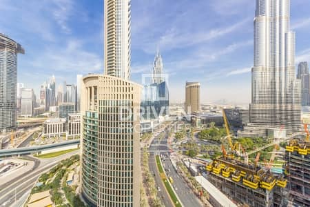 1 Bedroom Apartment for Rent in Downtown Dubai, Dubai - Furnished Unit | Vacant in 2nd Jan. 2020