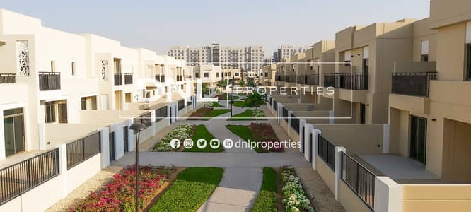 4 Bedroom Villa for Rent in Town Square, Dubai - Limited Offer | 4 BR + Maids | Vacant & Ready to Move-in