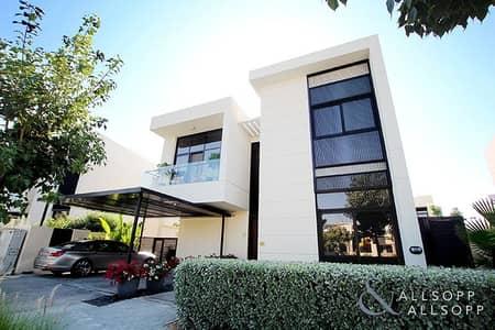 فیلا 4 غرف نوم للبيع في داماك هيلز (أكويا من داماك)، دبي - Upgraded | 4 Beds | Vacant on Transfer