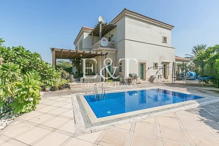 4 Bedroom Villa for Sale in Jumeirah Islands, Dubai - Exclusive| Fully Upgraded|Lake View| Extended |JI