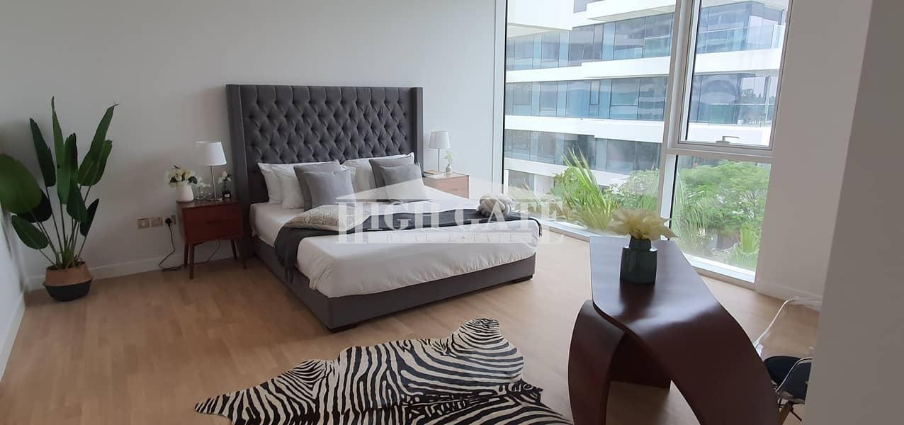 Outstanding one bedroom Ashjar Unit. keys in hand