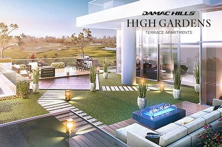 1 Bedroom Apartment for Sale in DAMAC Hills (Akoya by DAMAC), Dubai - SPACIOUS TERRACE APARTMENTS OVER LOOKING GOLF COURSE VIEW WIHT 4 YEARS PAYMENT PLAN AND 4 % DISCOUNT