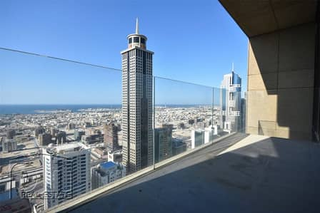 1 Bedroom Flat for Rent in Sheikh Zayed Road, Dubai - Impressive 1 Bed with Balcony and Unreal Views