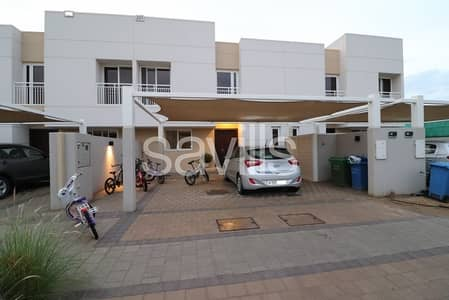 3 Bedroom Townhouse for Rent in Muwaileh, Sharjah - Mid unit landscaped garden next to Mosque