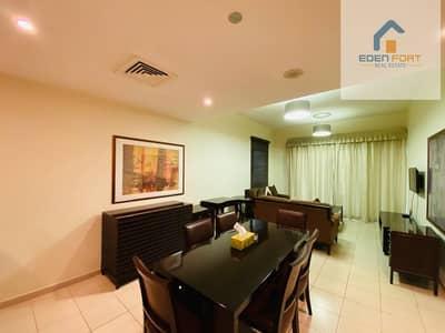 شقة 2 غرفة نوم للايجار في الروضة، دبي - POOL VIEW BEAUTIFUL 2BHK IN GREENS