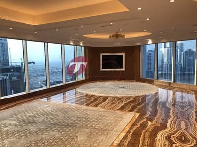 Office for Sale in Business Bay, Dubai - THE ONLY AVAILABLE FLOOR IN BURLINGTON TOWER