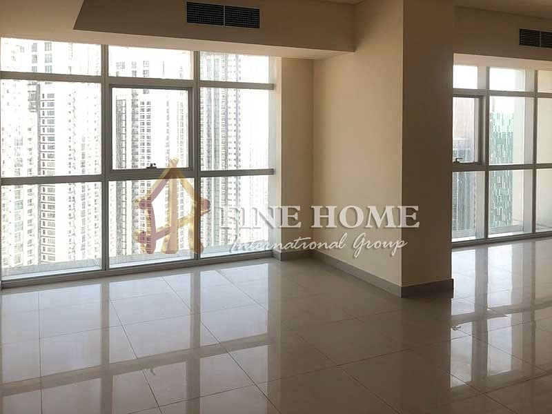 High Floor !  2 BR. Apartment  in Tala Tower