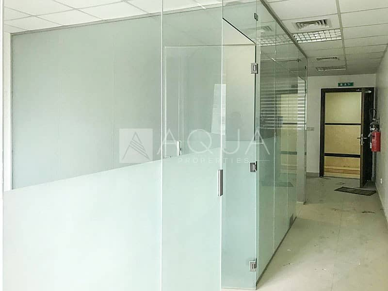2 Fully Fitted Office | 2 Separate Partitions
