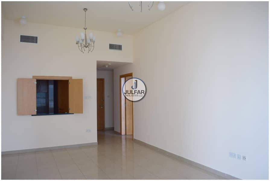 2 **Beautiful 1-BHK FOR RENT in Julphar Tower R.A.K*