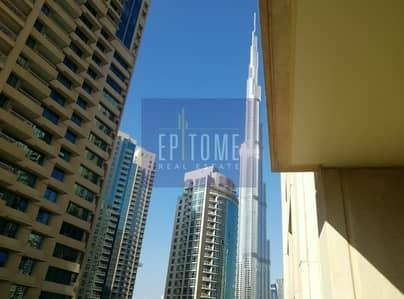 فلیٹ 2 غرفة نوم للايجار في وسط مدينة دبي، دبي - 1 Bed + Room | Burj Khalifa View | Mid Floor