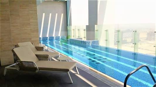 شقة 2 غرفة نوم للايجار في مجمع دبي للعلوم، دبي - Large 2 BR | Maid room | Brand New | Arjan