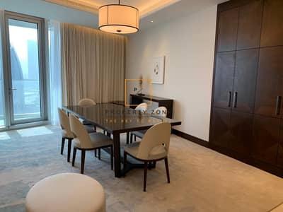 2 Bedroom Townhouse for Sale in Downtown Dubai, Dubai - Fully Furnished I 2 Bedrooms I Full Burj Khalifa View