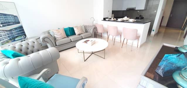 1 Bedroom Flat for Sale in Jumeirah Village Circle (JVC), Dubai - saloon