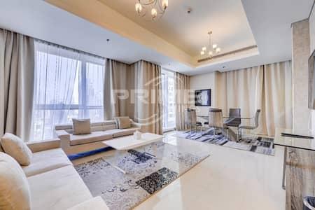فلیٹ 2 غرفة نوم للايجار في دبي مارينا، دبي - Chiller Free 2 Two Bed Room Apartment in Marina