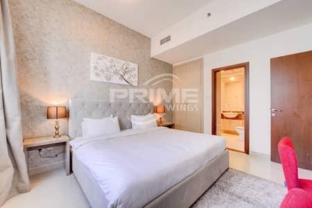 فلیٹ 1 غرفة نوم للايجار في دبي مارينا، دبي - Chiller Free Fully Furnished One Bed Room Apartment