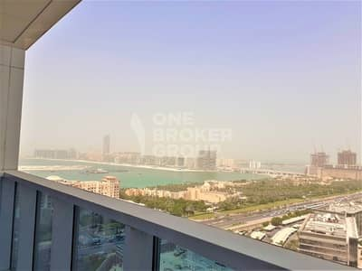 2 Bedroom Flat for Rent in Dubai Marina, Dubai - Large layout