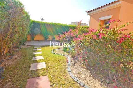 فیلا 3 غرفة نوم للايجار في المرابع العربية، دبي - Available Now | Landscaped | Flexible Cheques