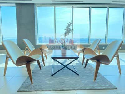 Studio for Rent in Electra Street, Abu Dhabi - EXECUTIVE STUDIO..!! In Sama Tower at Electra Street 45000 only..!