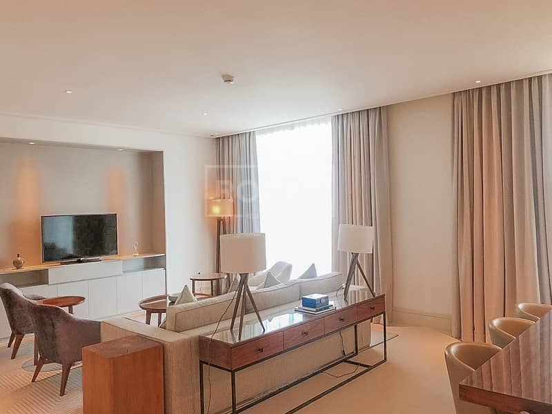 2 Brand New | 3-Bed | Higher Floor | Burj Khalifa View