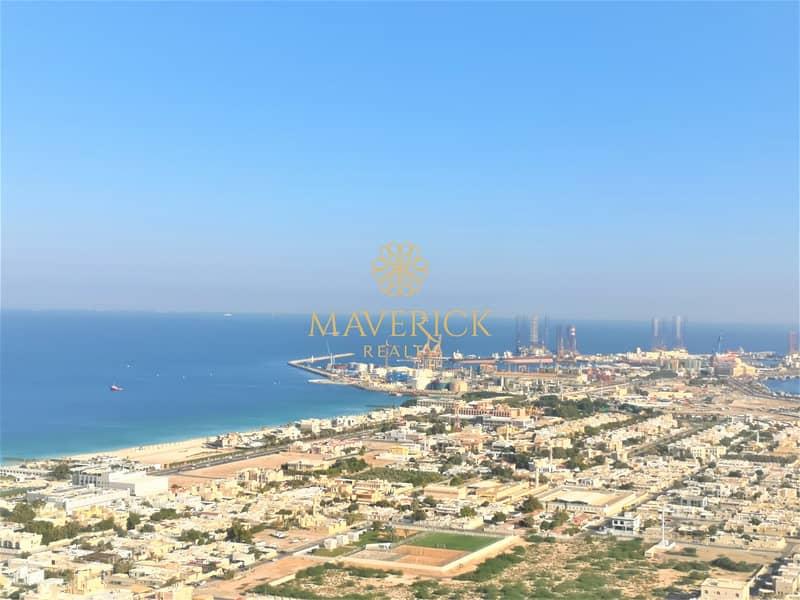 Sea View | Huge 4BHK | Master + Maids/R | Parking Free
