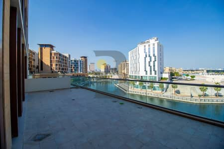 3 Bedroom Apartment for Rent in Culture Village, Dubai - Private Terrace    3 Bed +M +L    Full Canal View