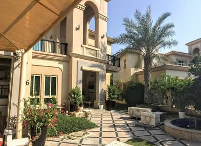 فیلا 4 غرف نوم للبيع في جزر جميرا، دبي - Luxury Villa - Fully renovated and Vacant on Transaction