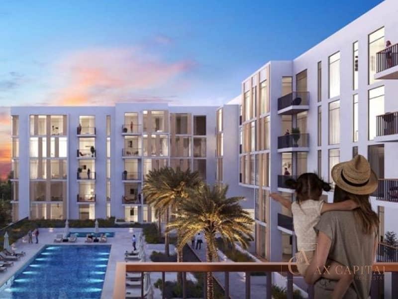 10 Family Friendly Community I 2 Bedroom Apartment I Mudon Views