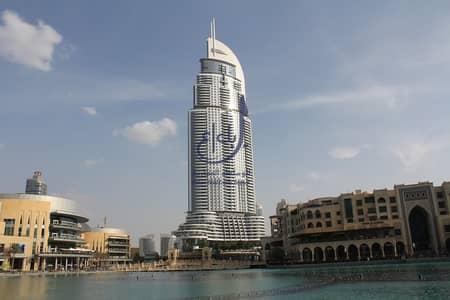 Studio for Rent in Downtown Dubai, Dubai - Mid  Floor|Inclusive of All Bills