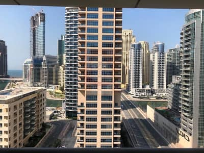 2 Bedroom Flat for Rent in Dubai Marina, Dubai - Vacant Ready To Move In| Fully furnished | Mid Floor
