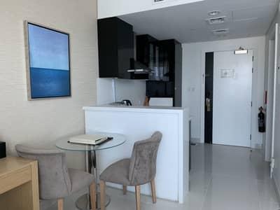 استوديو  للايجار في الخليج التجاري، دبي - Luxurious Fully Furnished Hotel Apartment near Downtown