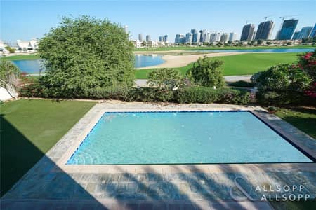 6 Bedroom Villa for Rent in Dubai Sports City, Dubai - Negotiable | 6 Beds | Stunning Golf View